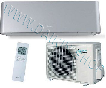 Daikin FTXK25AS / RXK25A silver